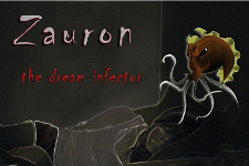 Zauron the dream infector - character
